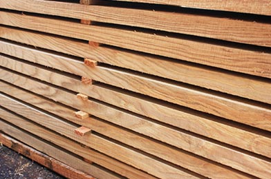 Air Dried Timber from Sussex Timber Co