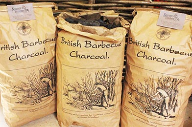 Charcoal briquettes for sale - Sussex Timber Co