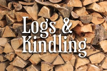 Logs and Kindling By Sussex Timber Co