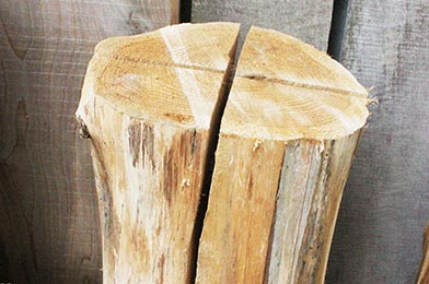 Buy Swedish Log Candles from Sussex Timber Co