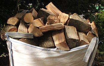 Seasoned firewood logs for sale - Sussex Timber Co