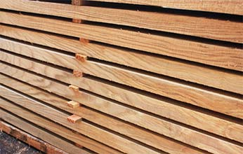 Air Dried Timber by Sussex Timber Co