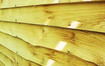 Cladding made to order at Sussex Timber Co