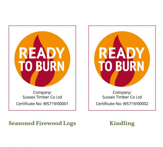 Ready to Burn Certification logos